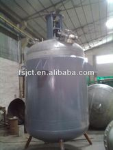 Pressure vessel associational research converting-frequency jacket