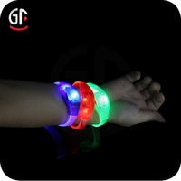 Wholesale Hot New Products for 2016 Glow in Dark Lava Bracelet Fashion Led Watch For Event