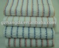 woven polyester paint roller fabric with color stripe 750g/sqm-13mm