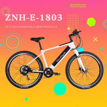 2017 new ebike lithium 48Vx10.5Ah battery speed sensor e-bike
