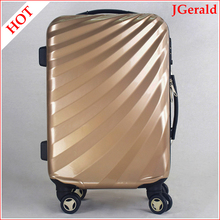 pc abs polo luggage travel trolley luggage carry on luggage suitcase sale