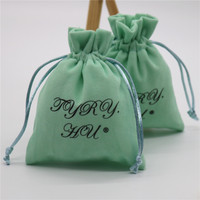 Wholesale Promotion Custom Velvet Drawstring Pouch Cosmetic Bag Velvet Drawstring Bag