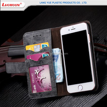 Unique Scrub Genuine Leather + PC Shell For Huawei Note 9 G700,Wallet Style Case With Card Holder For Mobile Phone