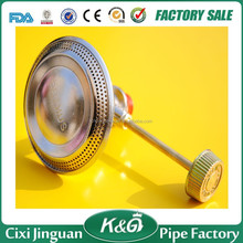 P1 camping gas mini stainless steel burner, cooking stoves camping lpg gas stove burner to Kenya