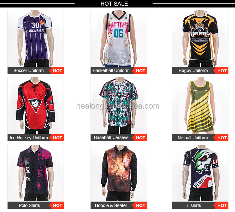 Custom Blank sublimation ice hockey jersey,dye sublimation jerseys