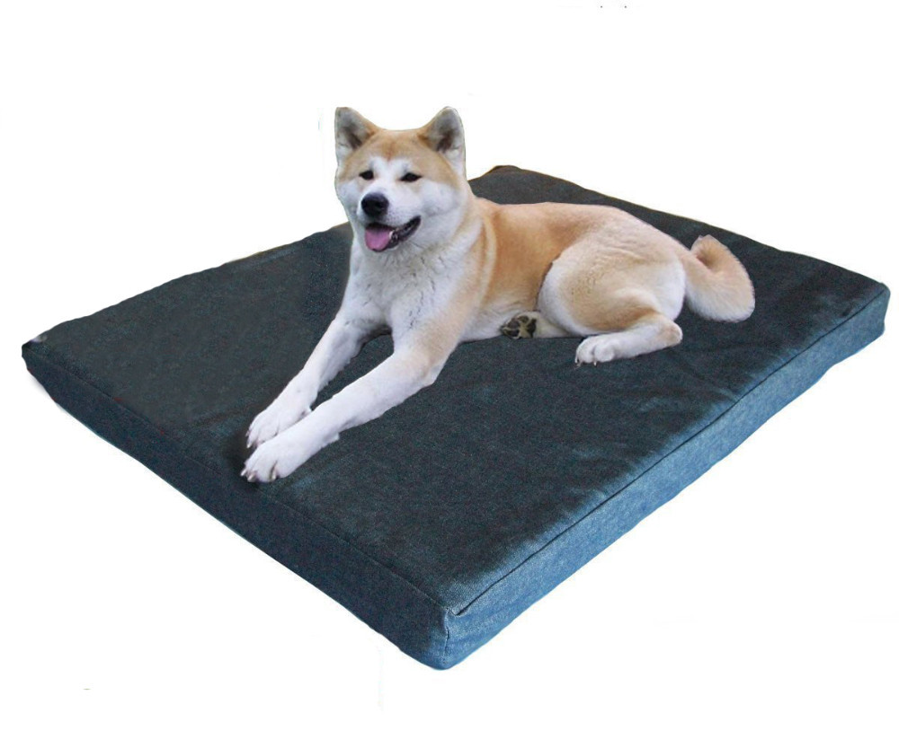 High quality water proof memory foam dog pad