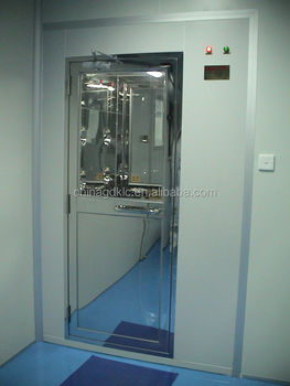 2014 hot sell GMP Clean room Air Chamber Air shower room