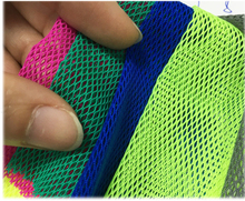 breathable polyester mesh fabric cloth material textile products for sportswear
