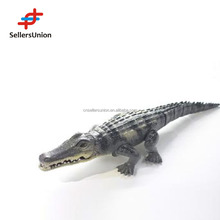 No.1 yiwu commission agent electric animal ride toy Good quality battery crocodile toy for kids 50*21CM