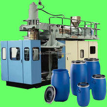 double color strip polythene film blowing extrusion machine