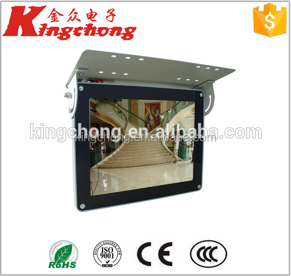 "make in China 26"" bus oled tv oem indoor bus lcd display"