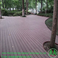 Good quality waterproof interlocking composite decking WPC outdoor deck boards