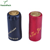 Printed wrap design heat screw pouch pvc wine shrink cap manufacturer