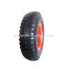 "200x50 solid foam tire 2.50-4 8' tool cart wheel 250-4 8""x2.50-4 foam hand trolley wheel"