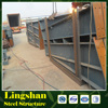 Steel Construction Real Estate Sandwich Panel