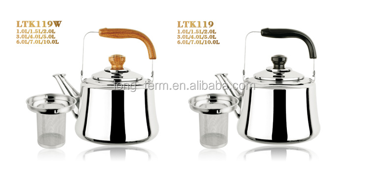 LTK119W Chinese popular multi-purpose kettle