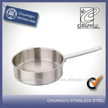 New product stainless steel ceramic griddle pan