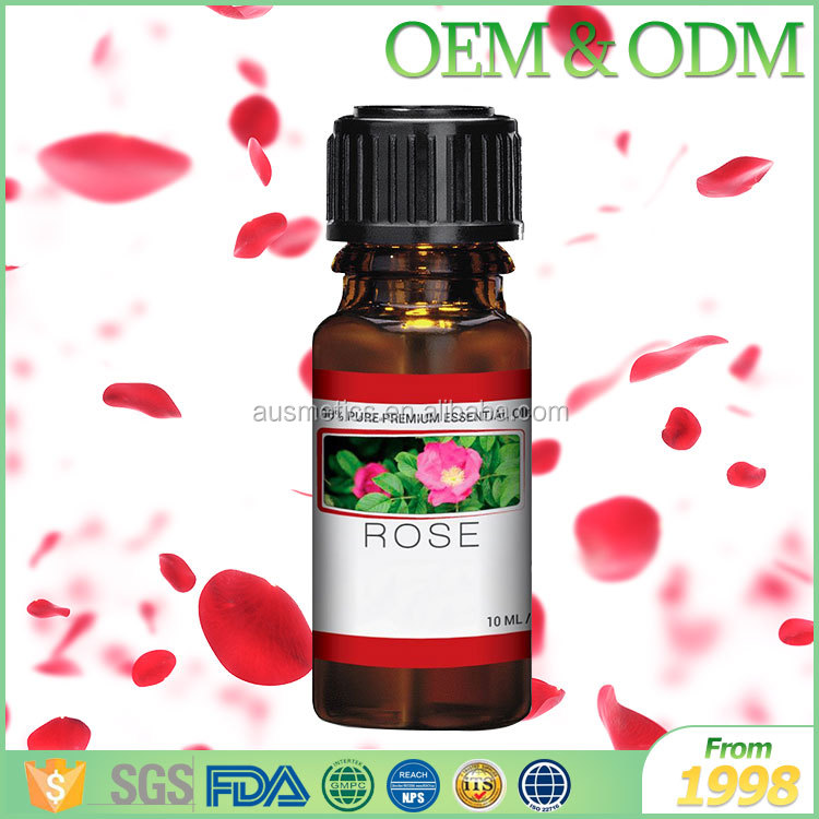 Wholesale price fragrance organic rose essential oil natural rose oil