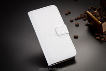 Horizontal Flip Leather Cover Wallet Phone Case with Card Slots for N928 N1320 N900