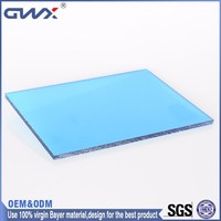 Clear polycarbonate recycle injection Bayer pc sun sheet