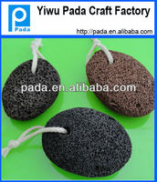 Natural Balck Foot Pumice Stone