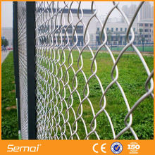 shengmai factory best quality cheap materials chain link fencing