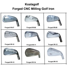 Custom logo CNC milled Forged Golf Irons