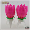 professional manufacturer of good quality lotus birthday candle fireworkers
