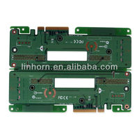 4 Layer visiting cards for textiles cooler for video card