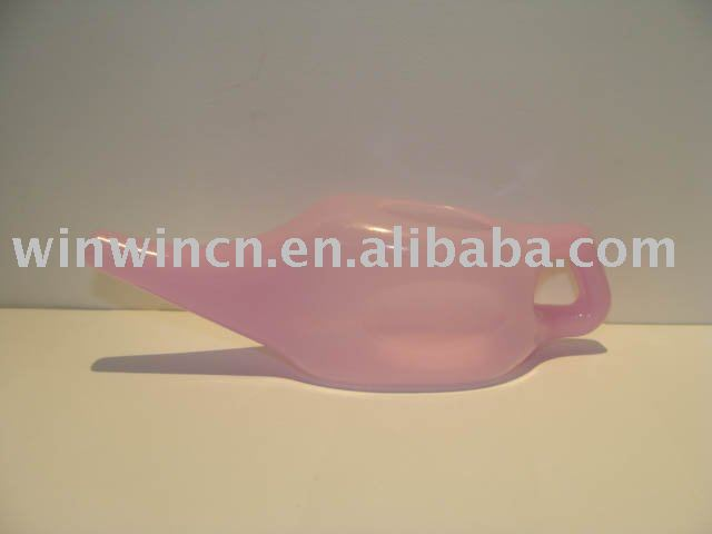 Unbreakable Clear Plastic Neti Pot
