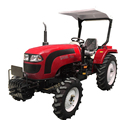 QLN 40 hp agricultural wheeled farm equipment tractor