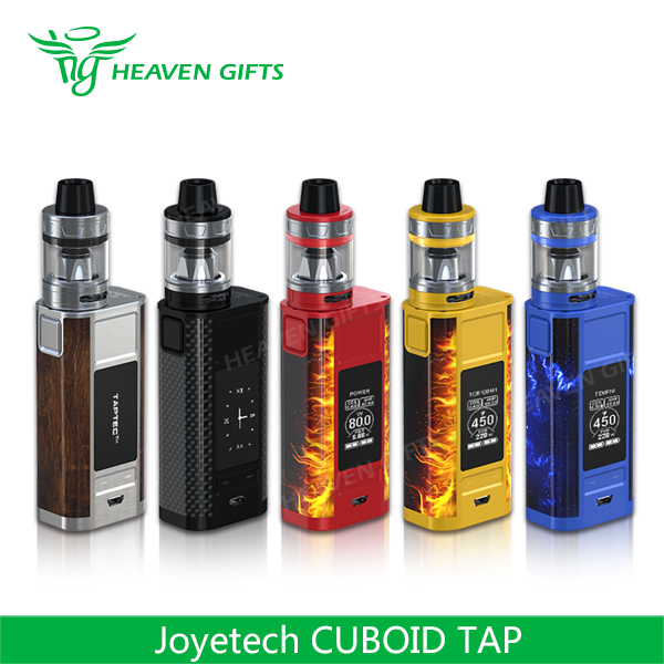 Heavengifts offer 50A 228W 4ml Joyetech CUBOID TAP