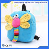 Crystal super soft plush backpack toy bag beetle dragonfly butterfly shape