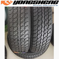 Hot sale China new cheap tyres for car 255/70R15C 205R16C 265/70R16 265/65R17