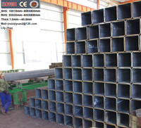 800*800 MM Large Stainless Steel Square Tubing