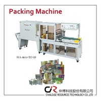 CRTC- Taiwan company automatic small packing machine for ASEAN