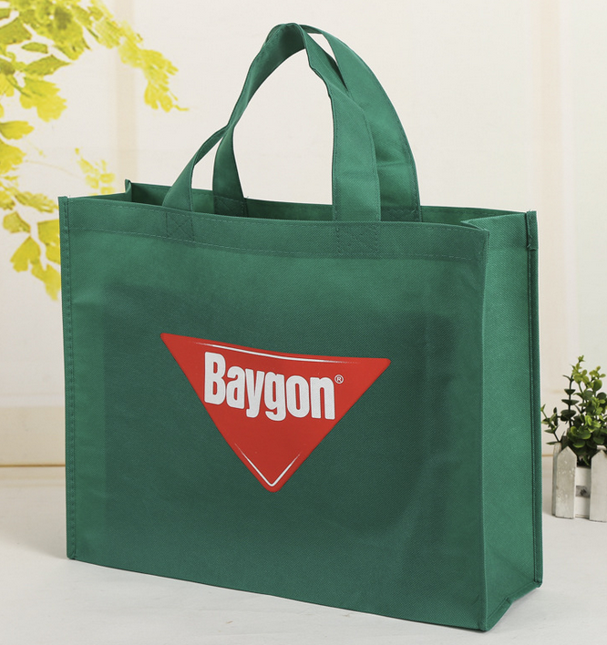 Wholesale japanese shopping carry pp laminate nonwoven bag