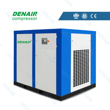 24hp silent rotary compressor for blowing machine