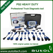 2015 Diesel Diagnostic Tool PS2 Scanner 24V Trucks Diagnostic Scan Tool