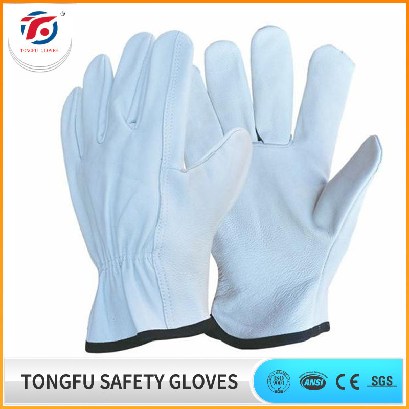 cow grain leather rigger gloves importer