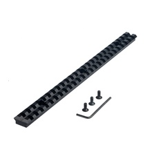 Outdoor Hunting tactical metal G36 Picatinny Rail Mount Set Rail System 258mm Length Hunting Accessories 20mm Picatinny Rail