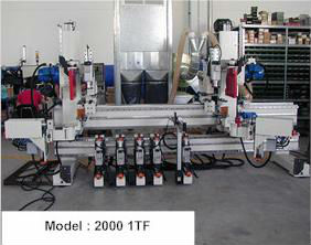cutting and drilling machine