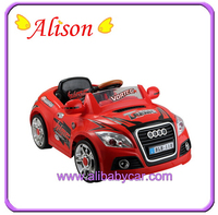 Alison C018006 small children electric toy car new car