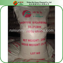 NH4HCO3 Ammonium Bicarbonate Food Grade
