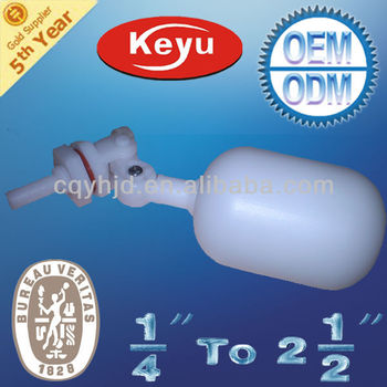 "1/4""(inch) To 2""(inch) Plastic Mini Float Valve(Floating Valve)"