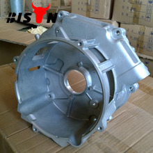 BISON(CHINA) Engine Spare Parts 188F Crankcase Cover High GX390 Generator Parts
