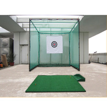 Factory supply portable chipping practice net golf driving range equipment