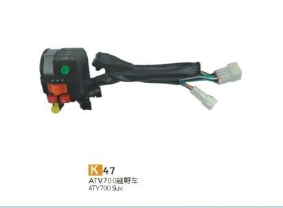 motorcycle handle switch (ATV700 Suv)