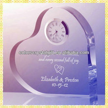 Wholesale Cheap Elegant Crystal Malay Heart Wedding Gifts For Guest Items