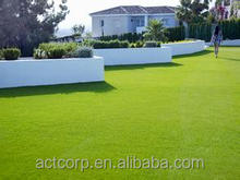 sintetico artificial jardin/paisajismo pasto cesped zacate Garden Grass Made In China ACTLS-1308